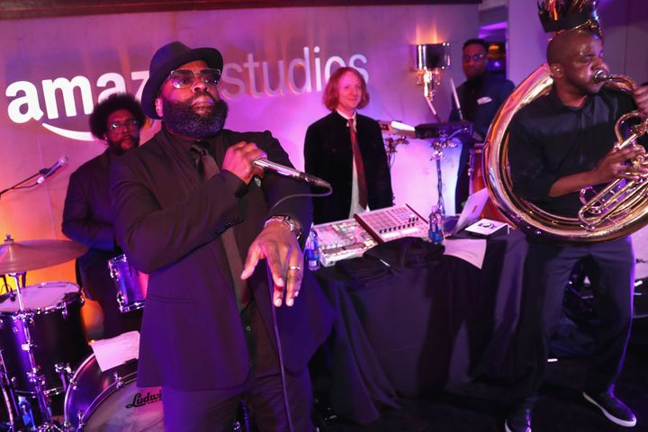 The show will be executive produced by group members Black Thought and Questlove.