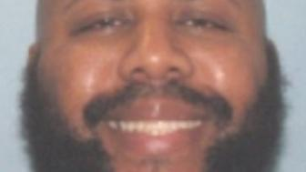 Steve Stephens, who Cleveland Division of Police said was being sought in connection with the killing of an individual, is seen in an undated handout photo released April 16, 2017.  Cleveland Police/Handout via REUTERS   ATTENTION EDITORS - THIS PICTURE WAS PROVIDED BY A THIRD PARTY. EDITORIAL USE ONLY.