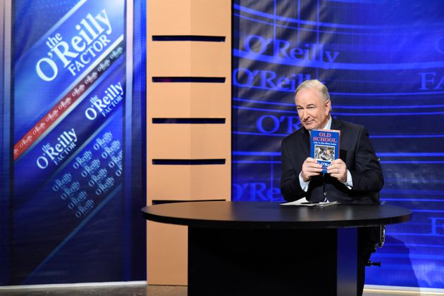 Alec Baldwin played Bill O'Reilly in a recent episode of