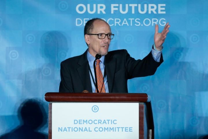 Democratic Party Draws A Line In The Sand On Abortion Rights
