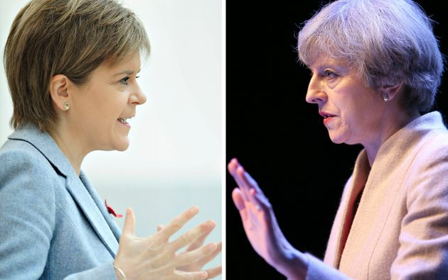 Nicola Sturgeon and Theresa May are engaged in a stand-off about a second Scottish independence referendum...