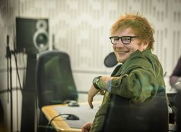 Ed Sheeran To Become A Castaway Next Month For 'Desert Island Discs'