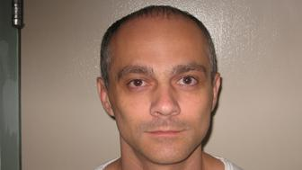 Deathrow inmate Ivan Teleguz is shown in this booking photo provided April 4, 2017.  REUTERS/Virginia Department of Corrections/Handout via REUTERS  ATTENTION EDITORS - THIS IMAGE WAS PROVIDED BY A THIRD PARTY. EDITORIAL USE ONLY.