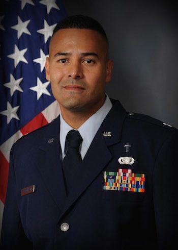 Chaplain (Captain) Sonny Hernandez