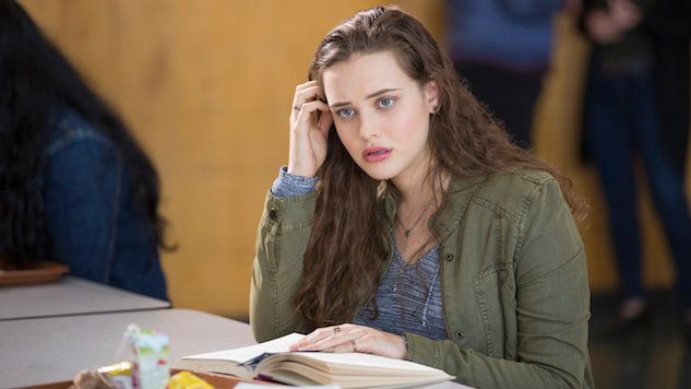 "Katherine Langford as Hannah Baker in ""13 Reasons Why."""