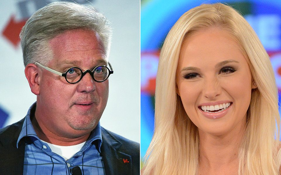 Glenn Beck and Tomi Lahren are now at loggerheads in court.