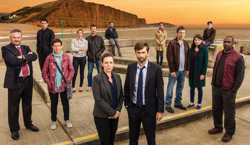 SPOILER!! REVIEW: 'Broadchurch' Signs Off With Surprisingly Dark Final