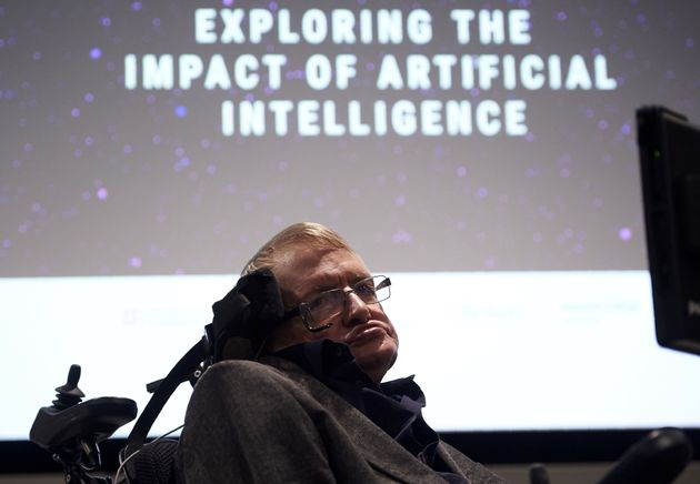 Professor Stephen Hawking and actor Hugh Laurie were victims of celebrity death hoax advertisements on...