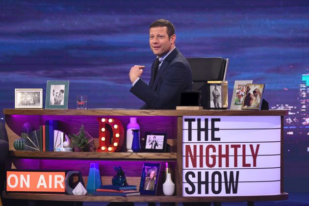 Dermot O'Leary is the only 'Nightly Show' presenter to return for a second