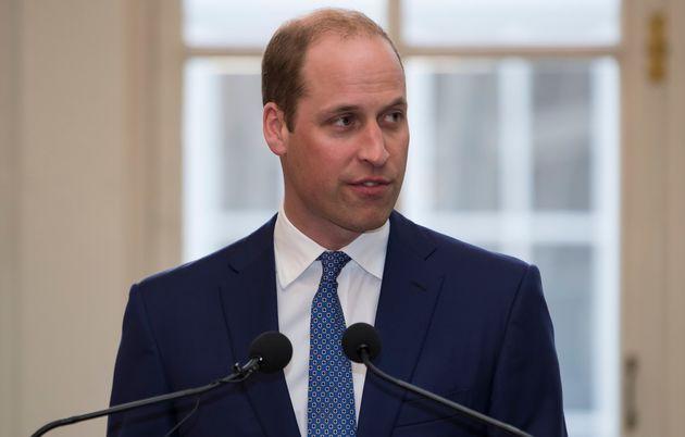 Prince William: We Need To End 'Stiff Upper Lip' Culture Around Mental