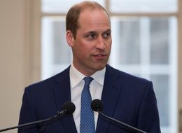 Prince William: We Need To End 'Stiff Upper Lip' Culture Around Mental Health
