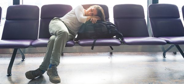 Eye Drops Could Be The Answer To Curing Jet Lag, Say Scientists