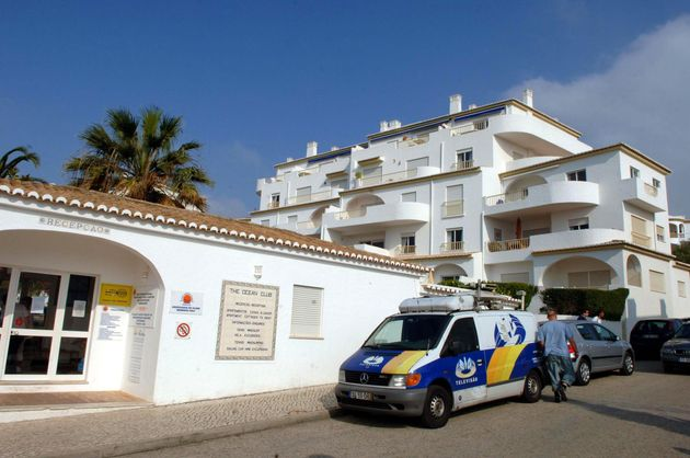 The Ocean Club in Praia da Luz, where Madeleine went missing from in