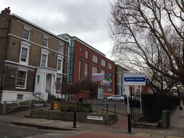 Maudsley Hospital could be served by the re-opened station, campaigners have