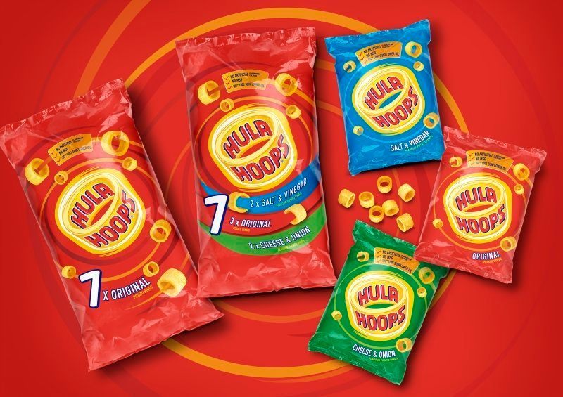 Why Aldi's Own Brand 'Hula Hoops' Look Suspiciously Like The Real