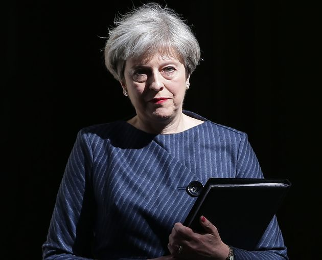 Theresa May's official spokesman ruled out a snap election just last