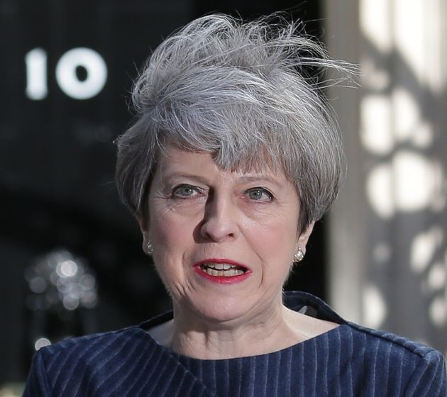 UK PM Theresa May calls for snap general election on June 8
