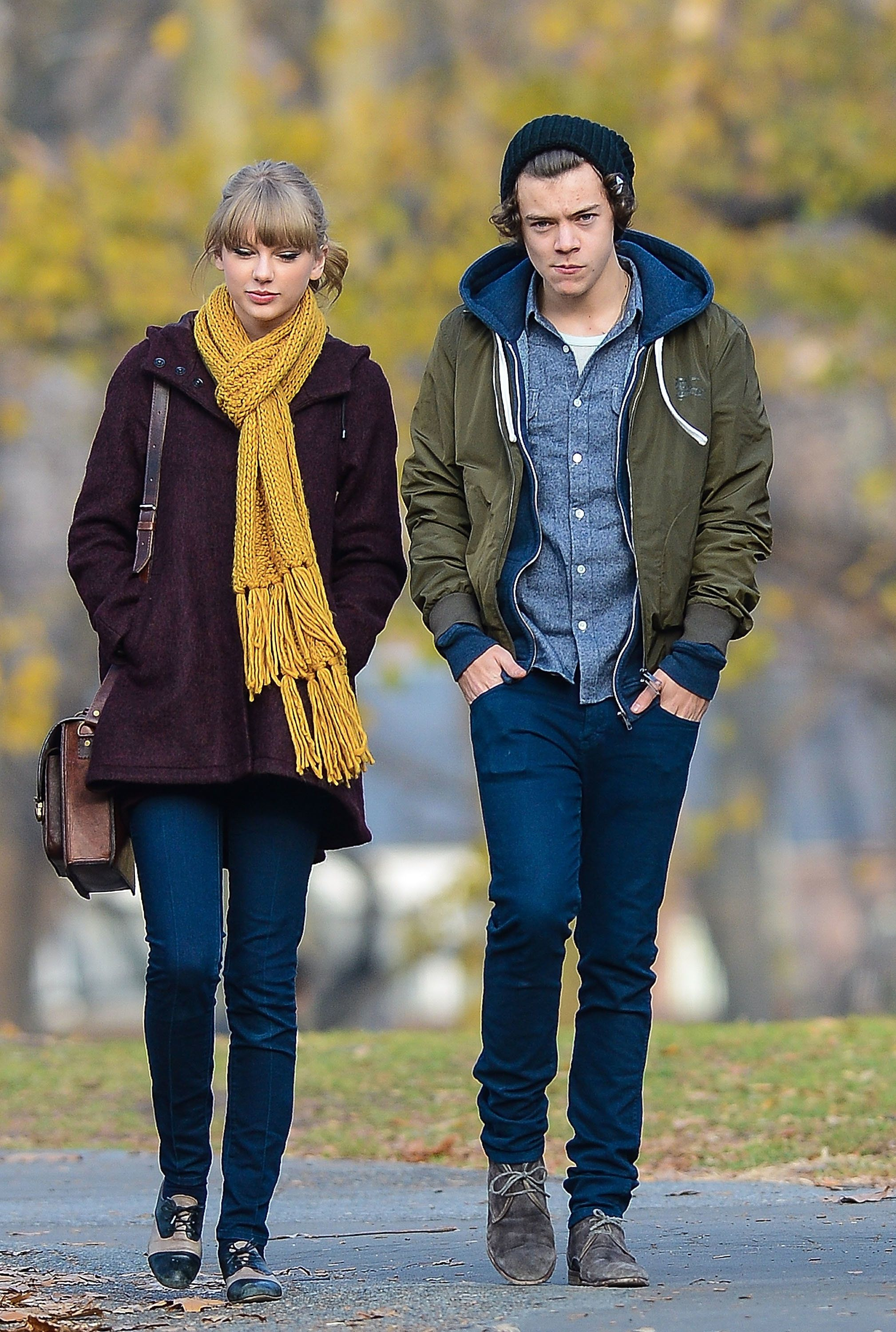 Harry Styles Breaks Silence On Taylor Swift Romance, Five Years After Their