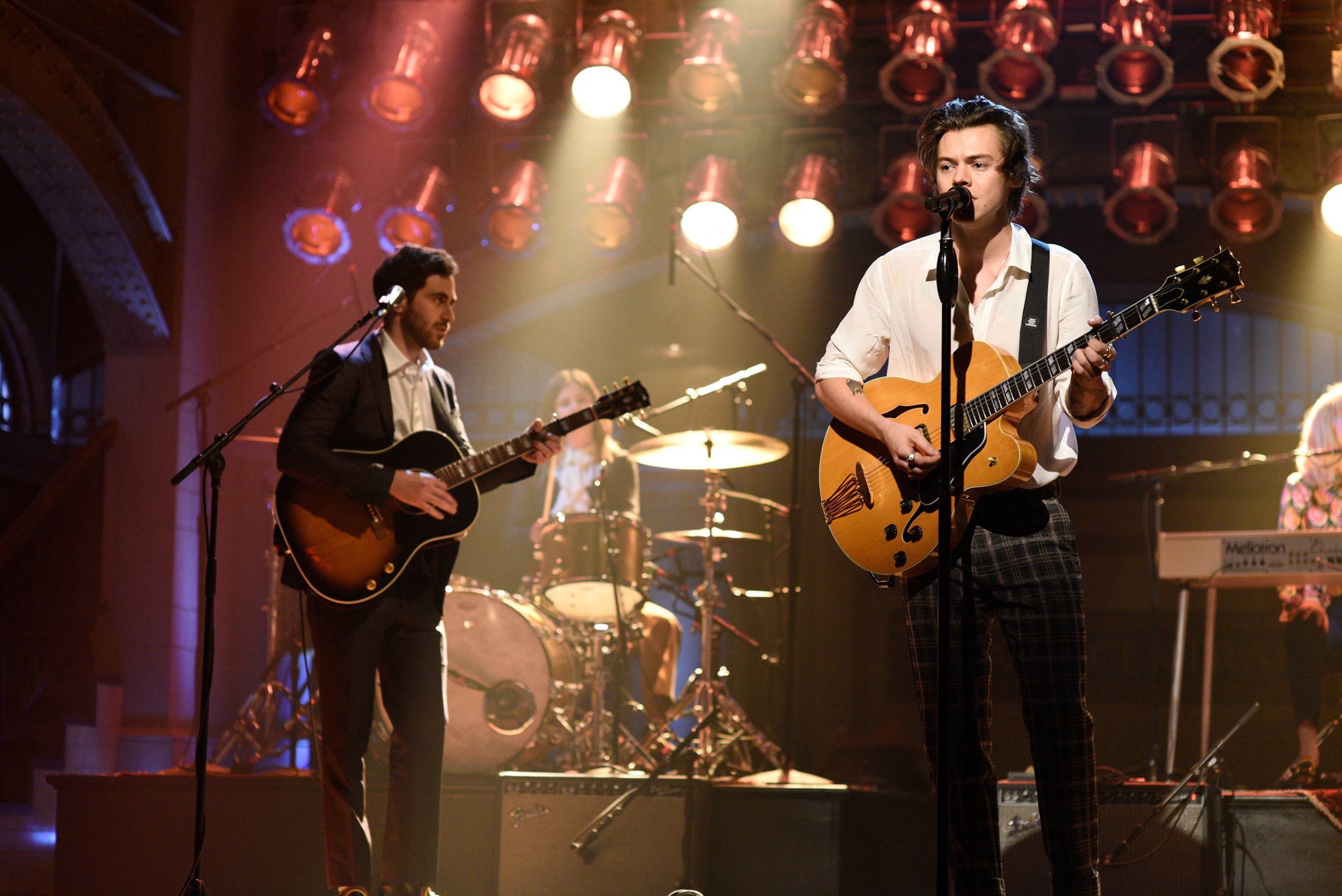 It Turns Out Harry Styles' 'Sign Of The Times' Has A Rather Surprising Backstory