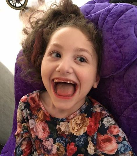 Dad's Facebook Appeal To Find Feeding Tube For Daughter With Cerebral Palsy Is Huge