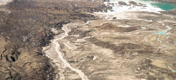 A Vast Canadian River Vanished In Just Four Days