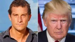 Would Donald Trump Survive In The Wild? Bear Grylls Gives His