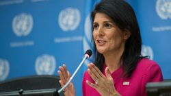 Nikki Haley Condemns Alleged Abuse, Killings Of Gay Men In