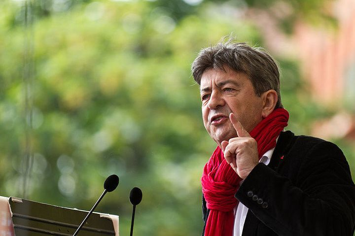 Jean-Luc Mélenchon, France's current 'protest' candidate, represents several 'radical left-win