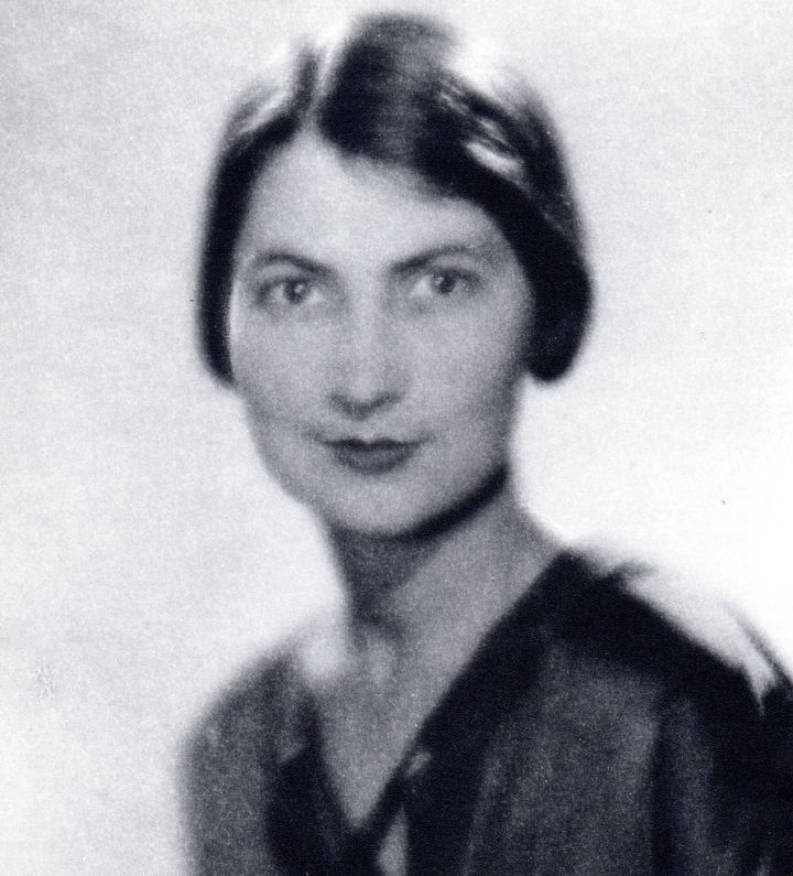 "An undated portrait of Virginia ""Jinny"" Pfeiffer, Ernest Hemingway's sister-in-law."