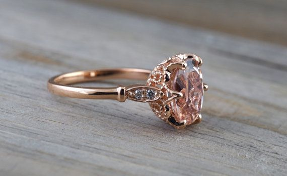 """<i>Buy it from <a href=""""https://www.etsy.com/listing/444996269/14k-rose-gold-10x8mm-oval-morganite-with?ref=shop_home_active_"""