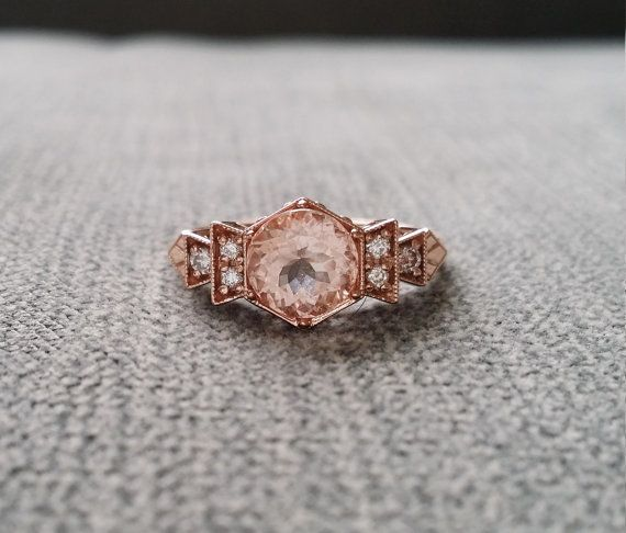 """<i>Buy it from <a href=""""https://www.etsy.com/listing/466541749/antique-diamond-morganite-engagement?ref=shop_home_active_40"""""""