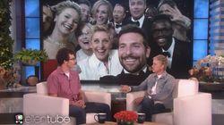 Ellen Finally Meets That Chicken Nugget Kid Sabotaging Her Twitter