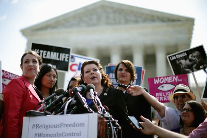 In a 5-4 decision, the Supreme Court in 2014 sided with the arts and crafts chain Hobby Lobby in its religious challenge
