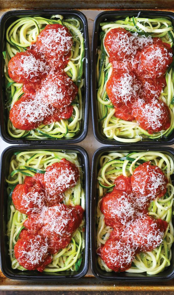 """<strong>Get the <a href=""""http://damndelicious.net/2017/01/20/zucchini-noodles-with-turkey-meatballs/"""" target=""""_blank"""">Zucchin"""