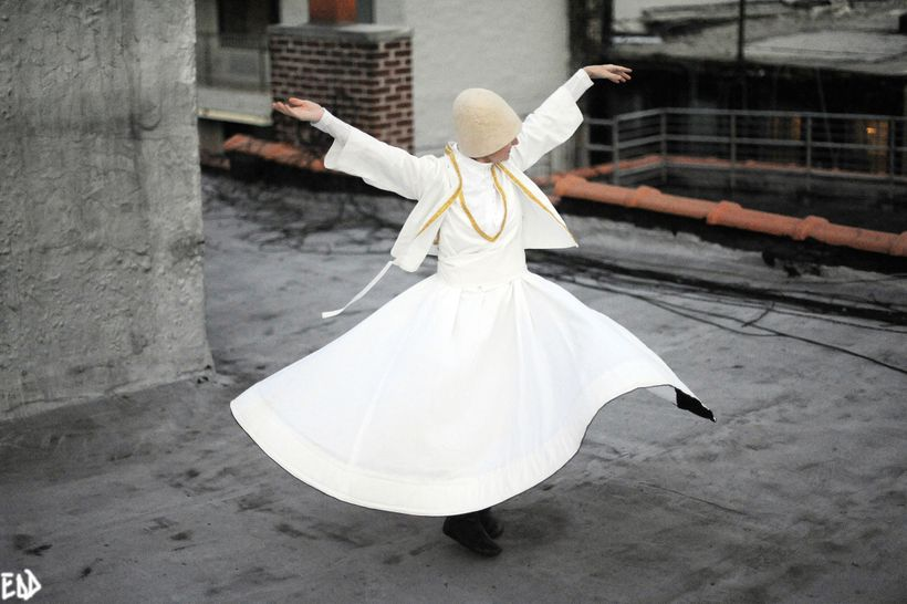 Whirling in Harlem