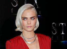Cara Delevingne's Rimmel Mascara Advert Has Been Banned