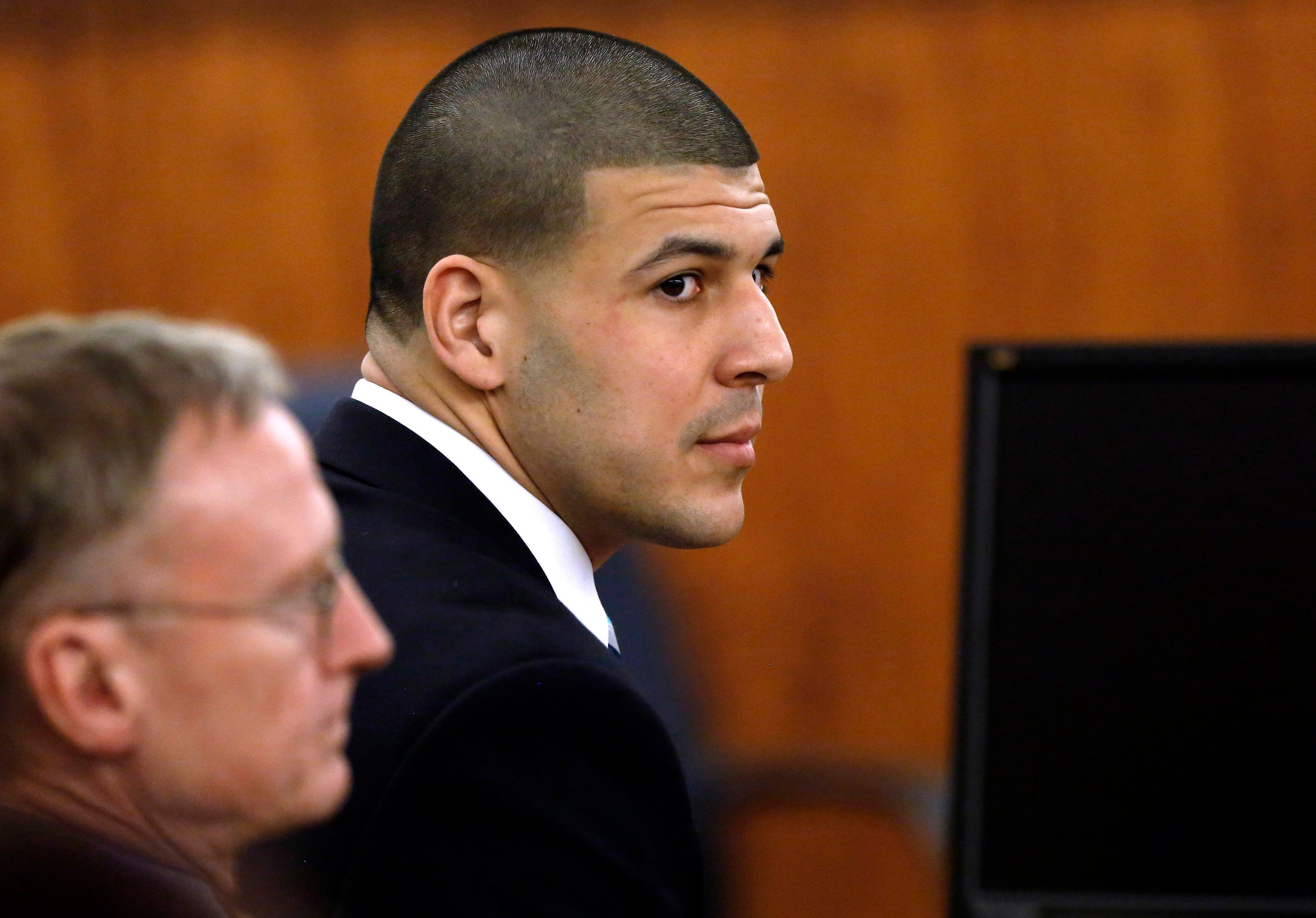 Former NFL Star, Convicted Murderer Aaron Hernandez Dead In Apparent
