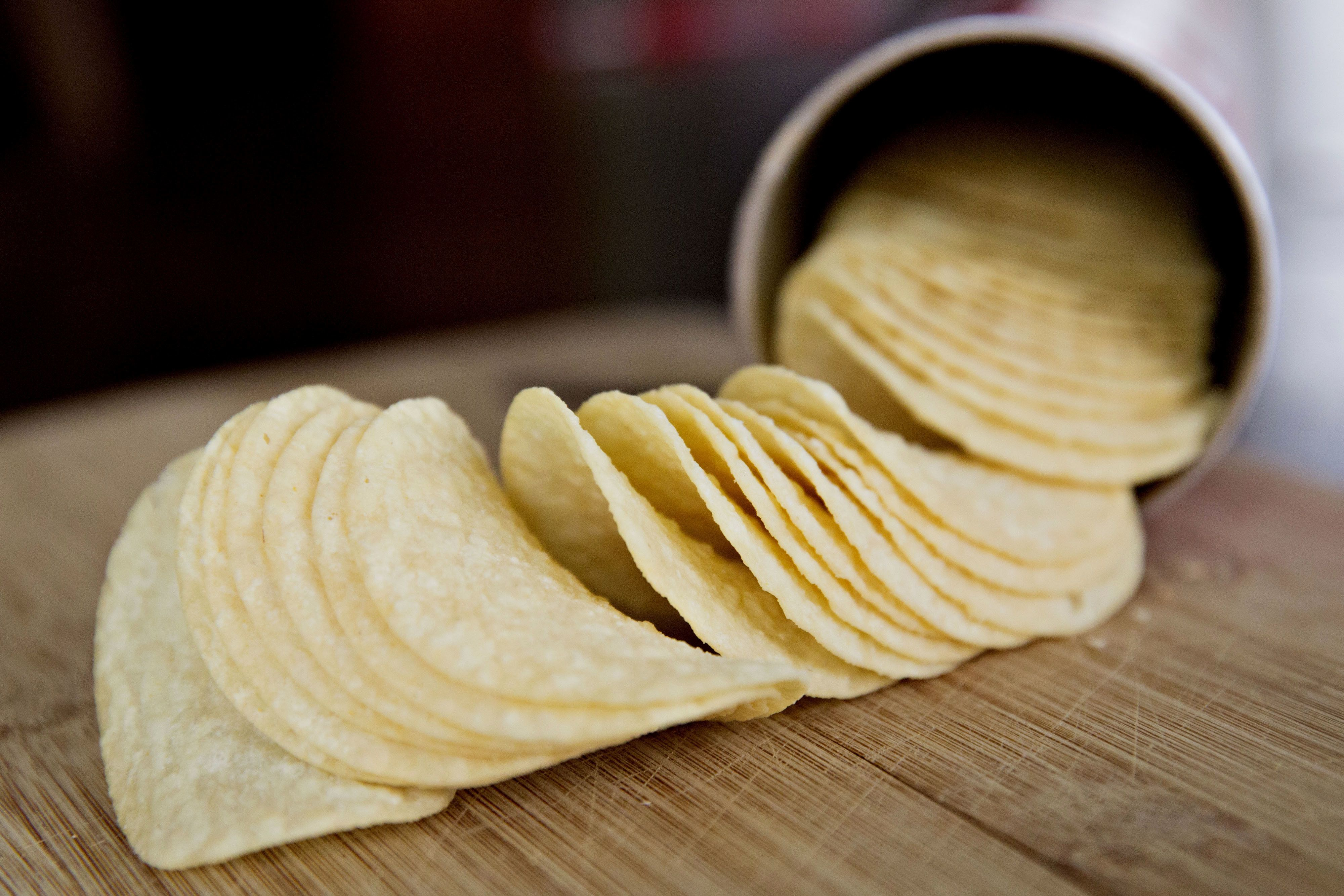 You've Been Eating Pringles Wrong This Whole