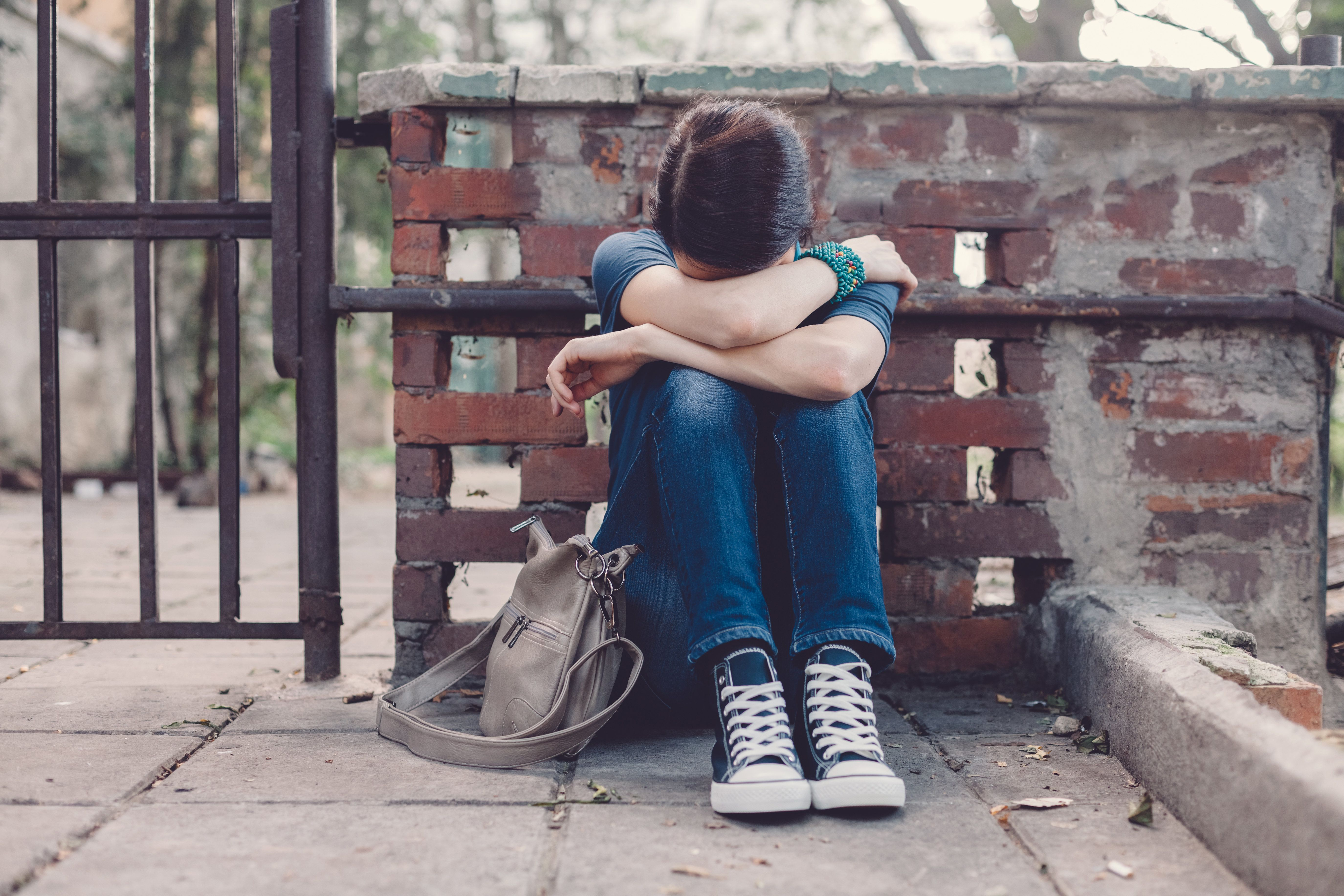 UK teens are some of the least happy in the world, according to a new