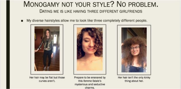 'Monogamy not your style? No
