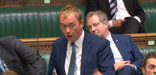 Tim Farron denies he thinks homosexuality is a