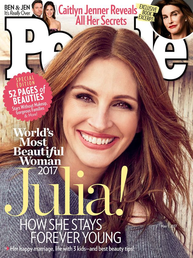 Julia Roberts, People's