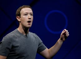 Mark Zuckerberg Says Facebook Is Building A Brain Interface To Make Telepathy A Reality