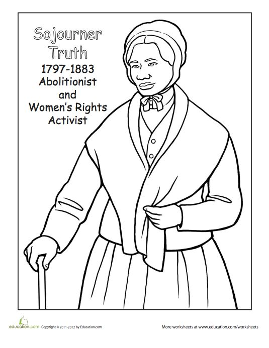 "Download for free at <a href=""https://www.education.com/worksheet/article/color-sojourner-truth/"" target=""_blank"">Education.c"