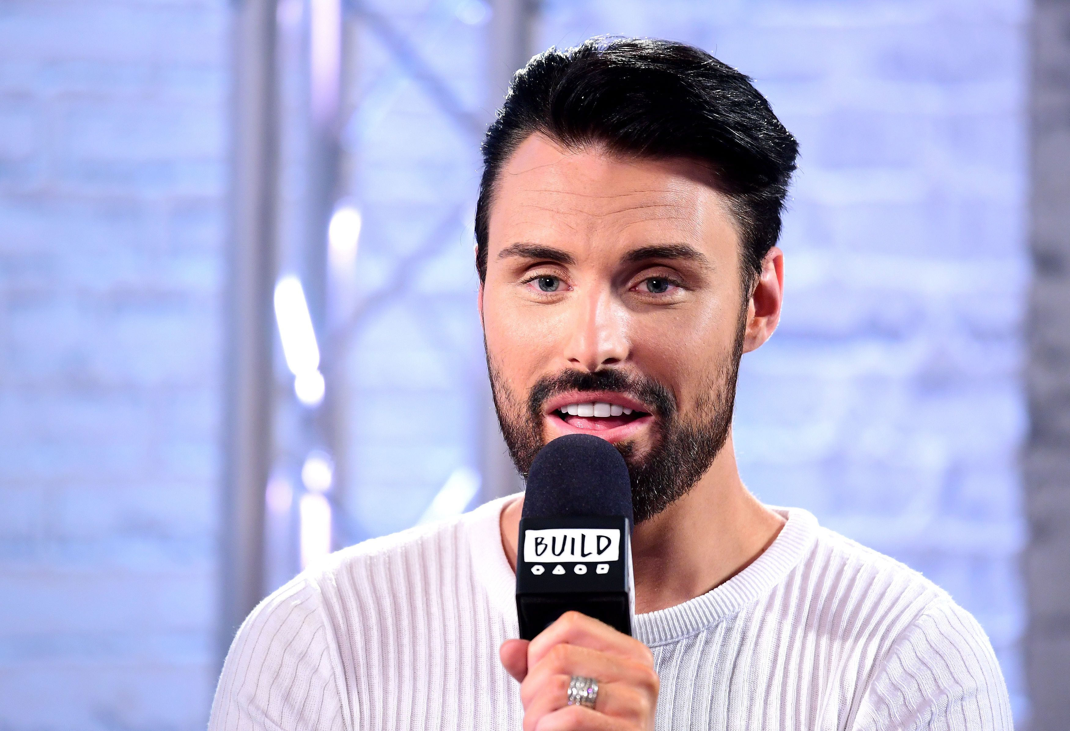 Rylan Clark-Neal appeared on an episode of