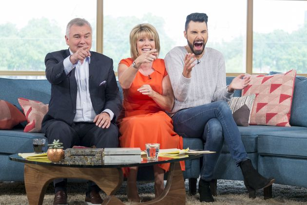 Rylan recently claimed Ruth and Eamonn's comments 'make him