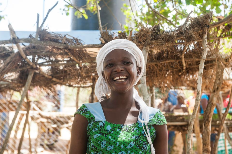 Women Basically Ensure The Survival Of Their Communities In Rural