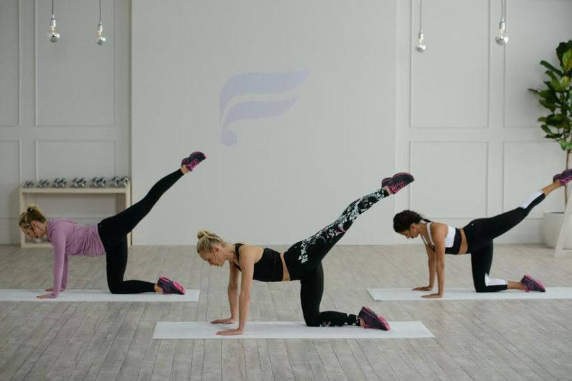 Workout videos by Fabletics