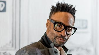 NEW YORK, NY - APRIL 14:  Singer Billy Porter discusses 'Billy Porter Presents The Soul Of Richard Rodgers' with the Build Series at Build Studio on April 14, 2017 in New York City.  (Photo by Roy Rochlin/FilmMagic)