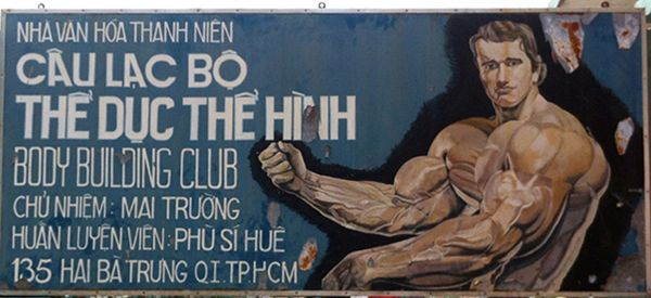 Vietnam's Disappearing Vintage Signs Are Pop Culture Remnants Of A Bygone Era